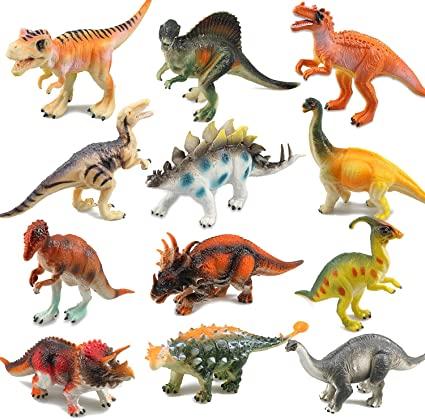 Juguete de dinosaurio