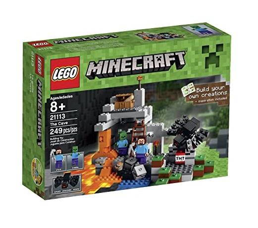 Juguete de minecraft