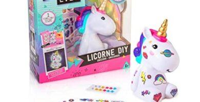 Juguete de unicornio