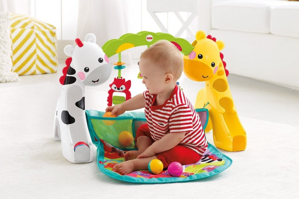 Juguete para bebes de 5 meses