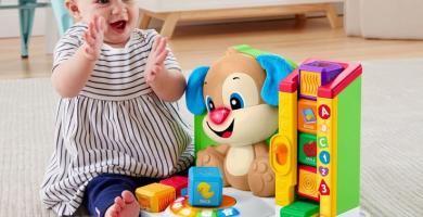 Juguete para bebes de 6 meses