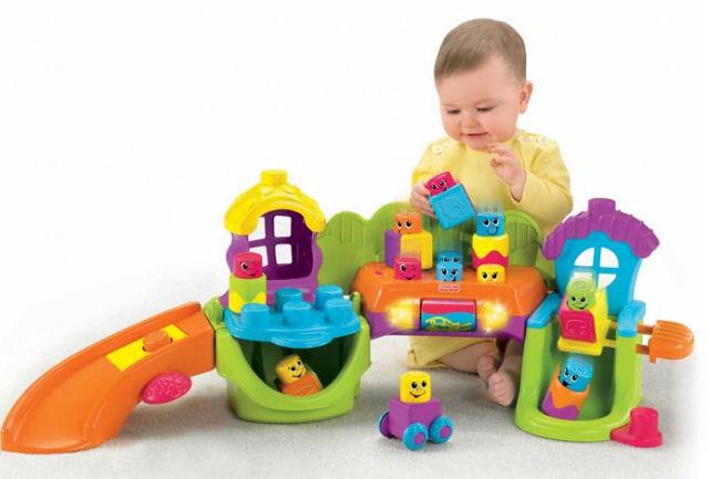 Juguete para bebes de 8 meses