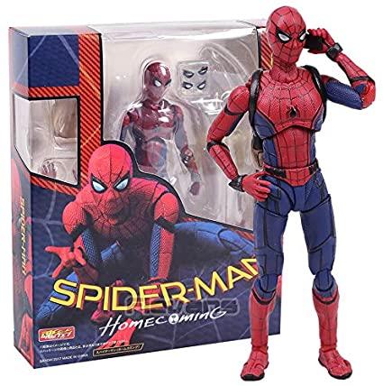 juguete de spiderman