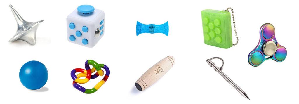 juguetes antiestres