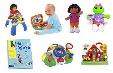 juguetes en inglés